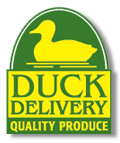 Duck Delivery Quality Produce
